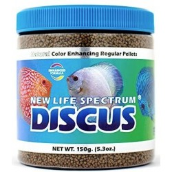 New Life Spectrum Nautral Color Enhancing Discus Regular Pellets Image