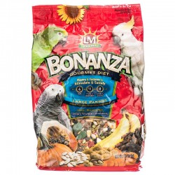LM Animal Farms Bonanza Gourmet Diet - Large Parrot Food Image