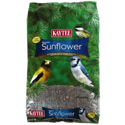 Kaytee Wild Bird Food With Striped Sunflower For Energy Support  Image