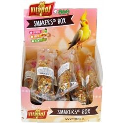 A&E Cage Company Smakers Cockatiel Fruit Treat Sticks Image
