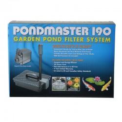Pondmaster Garden Pond Filter System Kit Image