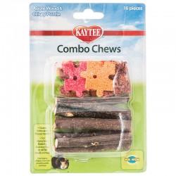 Kaytee Combo Chew - Apple Wood & Crispy Puzzle Image