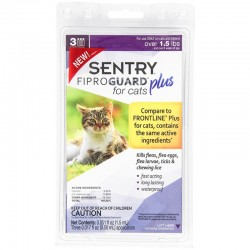 Sentry Fiproguard Plus for Cats & Kittens Image