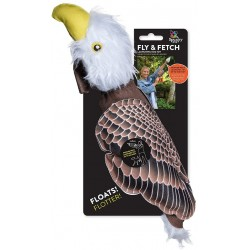 Spunky Pup Fly and Fetch Eagle Dog Toy Image