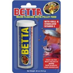 Zoo Med Micro Floating Betta Pellet Food Image