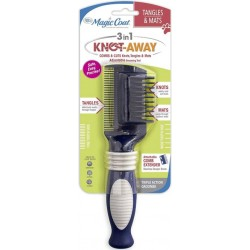 Magic Coat 3 in 1 Knot Away Grooming Comb Image