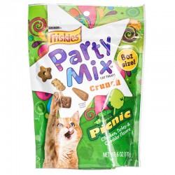Friskies Party Mix Crunch Treats - Picnic Image