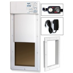 High Tech Pet PX-1 Power Pet Fully Automatic Pet Door Image