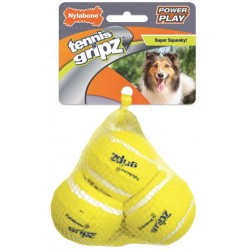 Nylabone Power Play Gripz Tennis Ball Medium Image