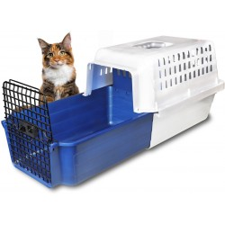 Van Ness Cat Calm Carrier with Easy Drawer Image