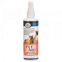 Four Paws Pet Aid Medicated Anti-Itch Spray Image