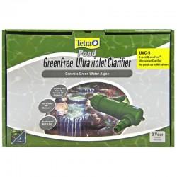 Tetra Pond GreenFree Ultraviolet Clarifier - (New Version) Image