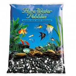 Pure Water Pebbles Aquarium Gravel - Salt & Pepper Image
