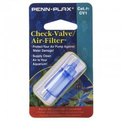 Penn Plax Check Valve & Air Filter Image