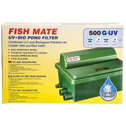 Fish Mate Gravity UV+Bio Pond Filter Image