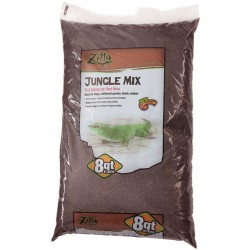 Zilla Lizard Litter Jungle Mix - Fir & Sphagnum Peat Moss Image