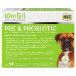 Tomlyn Pre and Probiotic Water Soluble Powder for Dogs Image