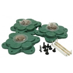 Beckett Aquaponics Growfloat Kit for Ponds Image