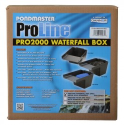 Pondmaster ProLine Series Pond Biological Filter & Waterfall Image