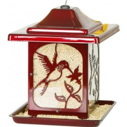 Homestead Hummingbird Bird Feeder Red Image