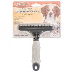 Evolution Undercoat Rake with Rotating Pins Image