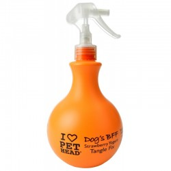 Pet Head Dog's BFF Tangle Fix Spray - Strawberry Yogurt Image