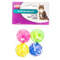 Spot Slotted Balls with Bells Image
