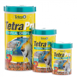 Tetra Pro Tropical Crisps with Biotin Image