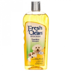 Fresh N Clean Tearless Shampoo - Light Vanilla Scent Image