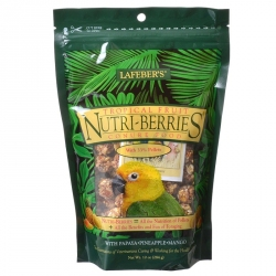 Lafeber Tropical Fruit Nutri-Berries - Conure Food Image