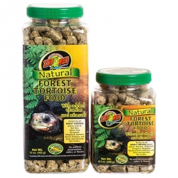 Zoo Med Natural Forest Tortoise Food Image