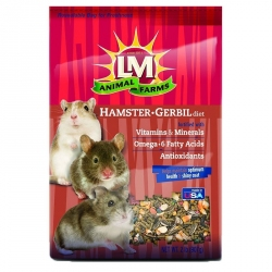 LM Animal Farms Hamster Gerbil Diet Image