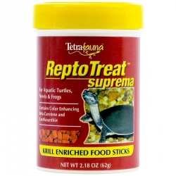 Tetrafauna ReptoTreat Suprema Reptile Food Image
