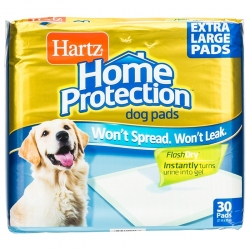 Hartz Home Protection Dog Pads Extra Large Image