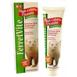 8 in 1 FerretVite High Calorie Vitamin Supplement Image
