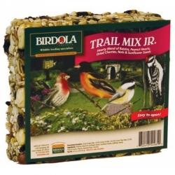 Birdola Trail Mix Jr. Seed Cake Image