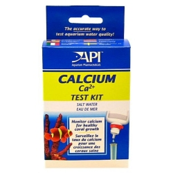 API Calcium Test Kit for Saltwater Aquariums Image