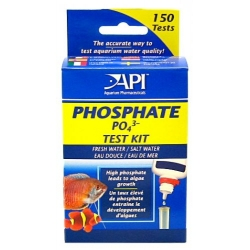 API Phosphate Test Kit for Fresh & Saltwater Aquariums Image