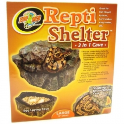 Zoo Med Repti Shelter 3 in 1 Cave Image