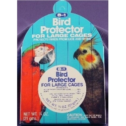 8 in 1 Bird Cage Protector Image