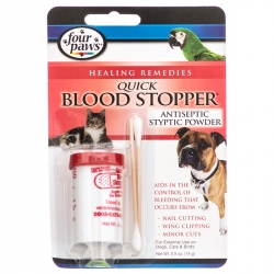 Four Paws Quick Blood Stopper Antiseptic Styptic Powder Image