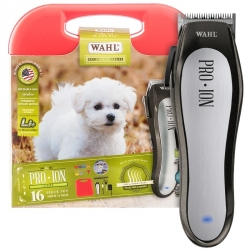 Wahl Pro Ion Lithium Rechargeable Animal Clipper Kit Image