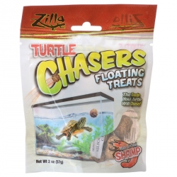 Zilla Turtle Chasers Floating Treats - Shrimp Image