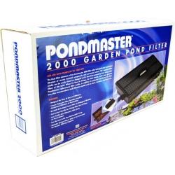 Pondmaster 2000 Garden Pond Filter Image