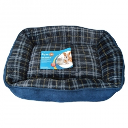Aspen Pet Plush Pet Lounger Image