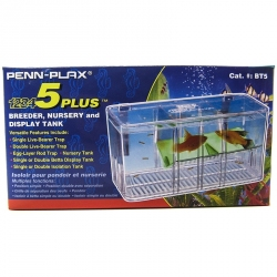 Penn Plax 5 Plus Breeder, Nursery & Display Tank Image