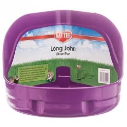 Kaytee Long John High Side Litter Pan - Assorted Colors Image