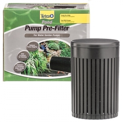 Tetra Pond Cylinder Pre-Filter for Water Garden Pumps Image