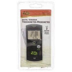 Zilla Digital Terrarium Thermometer-Hygrometer Image