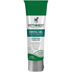Vets Best Dental Gel Toothpaste for Dogs Image